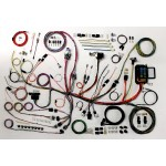 Complete Wiring Harness Kit - 1953-1962 Corvette Part# 510267