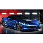 2014-15 Corvette C7 Revorix Style Carbon Fiber Body Kit - DefenderWorx