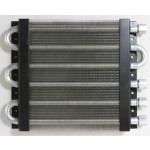Dual Circuit Oil Cooler Coil - Heavy Duty- Maxi-Cool