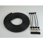 Engine Oil Hose & Remount Kit