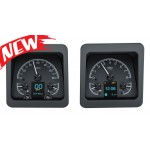 1969 Chevy Camaro HDX Gauge Instruments - Dakota Digital