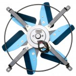 "High Performance Electric Fan (14"") 2950 CFM"