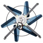 "High Performance Electric Fan (18"") 2950 CFM"