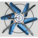 "High Performance Electric Fan (16"") 2950 CFM"