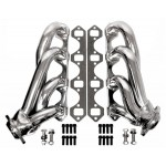 "Stainless Steel 1986-93 Ford 5.0 Mustang  ""SHORTY"" 1-5/8"" Headers - Polished"