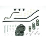 Installation Kit, Competition Plus - 1955-1957 Chevy Full Size - Hurst Shifters # 3734734