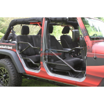 Jeep JK Wrangler Tube Doors