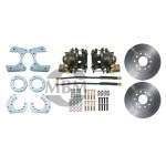 "Mopar 8 3/4"" Rear End Disc Brake Kit - MBM DBK834"