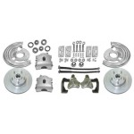 Mopar B-Body 1962-72, E-Body 1970-74 Disc Brake Kit - MBM DBK6272