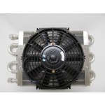 Oil Cooler / Fan Assembly - Maxi-Cool