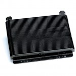 Oil Cooler, Supercooler Small, Plate Type - Black