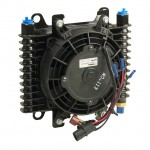 Oil Cooler / Transmission Cooler with Fan, 350 CFM Rating