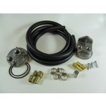 Oil Filter Relocation System (single) - M20x1.5