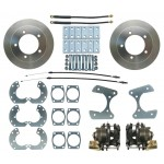 "Rear Disc Brake Kit for Ford 9"" Rear GM Trucks & Broncos - MBM DBK9TRK"