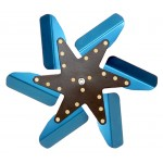 Replacement Electric Fan Blade- 14 inch