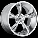 Streeter Polish 17x7 - Show Wheels