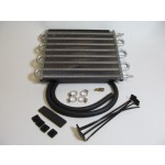 Transmission Cooler- Thin Line Trans Cooler System 22,000 to 24,000 GVW