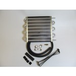 Transmission Cooler- Thin Line Trans Cooler System 20,000 to 22,000 GVW