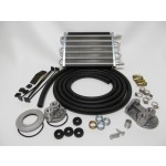 Universal Oil Cooler Kit (Remote Style) 200 HP