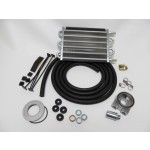 Universal Oil Cooler Kit (Sandwich Style) 200 HP