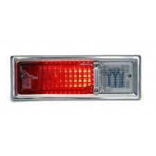 1968-1969 Chevy Nova LED Tail Lights - Dakota Digital LAT-NR140