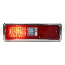 1970-1972 Chevy Nova LED Tail Lights - Dakota Digital LAT-NR150