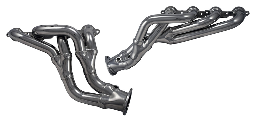 1961-1966 GM C10 PICKUP TRUCKS Headers - LS-SERIES MOTOR SWAP, 4.8L-6.2L - Doug Thorley: THY-322Y-C