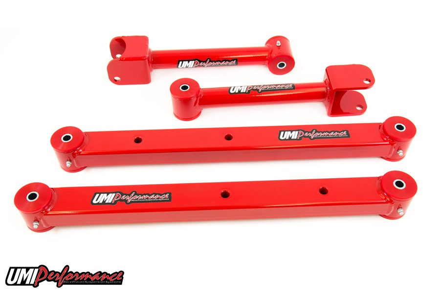 1964-1967 Chevrolet Chevelle Rear Control Arm Kit, Boxed Lowers