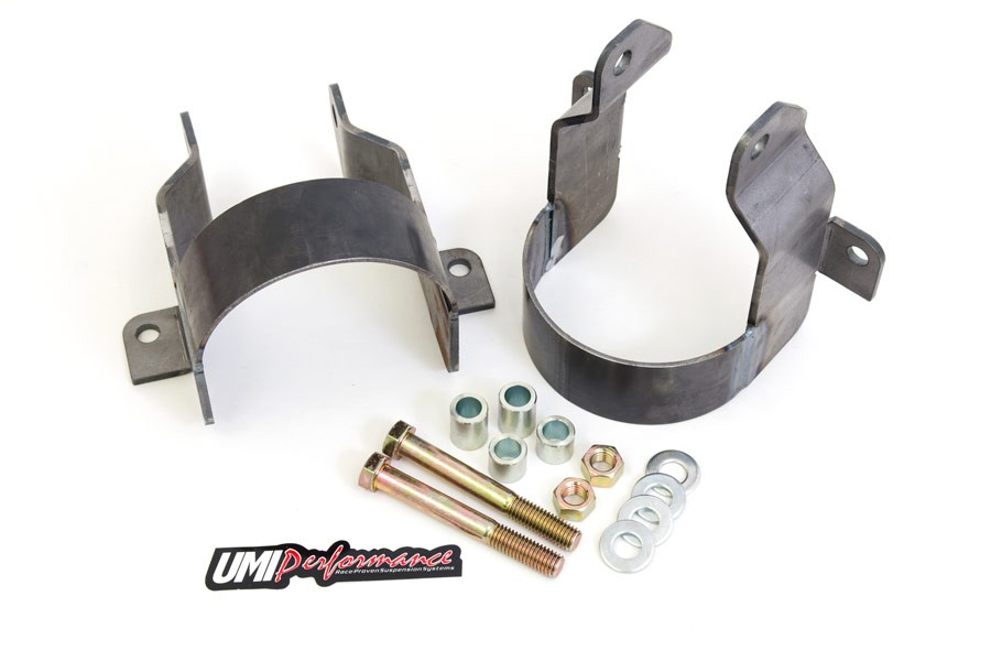 1964-1972 Chevrolet Chevelle Front Coil Over Conversion Brackets, Weld In
