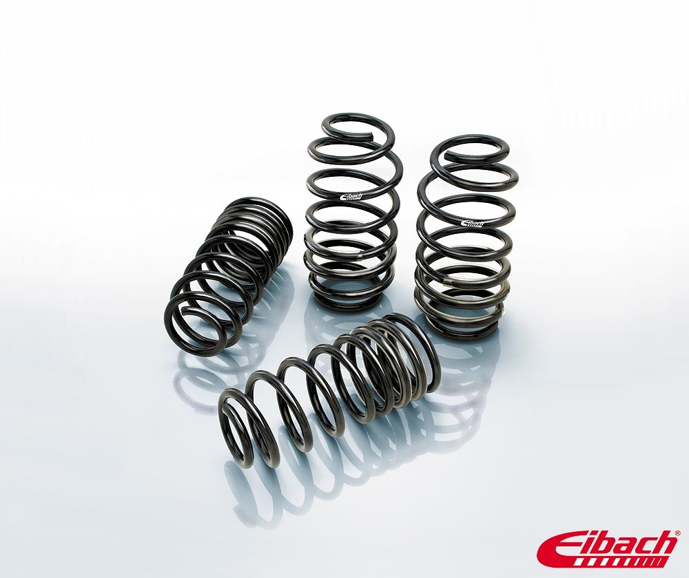 2003-2007 Cadillac CTS Lowering Springs - PRO-KIT Performance  (Set of 4 Springs) - Eibach # 3875.140