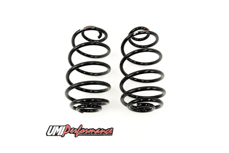 "64-72 Chevy El Camino - 1"" Lowering Spring, Rear - Set - UMI Performance # 4050R"