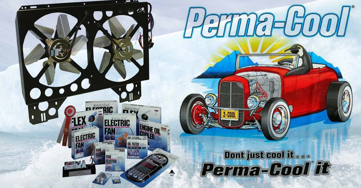Perma Cool - Fans, Oil Coolers, Cooling