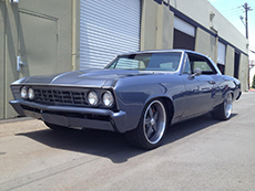 chevelle pro touring parts at code 510