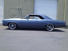 chevelle parts at code510