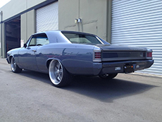 code510 pro touring 67 chevelle