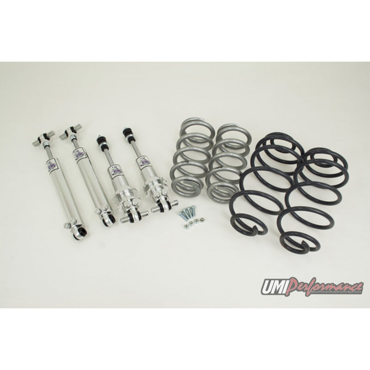 1968 1972 El Camino Lowering Kit Shock Spring 1964 Chevy Wiring Diagram With Adjustable Shocks