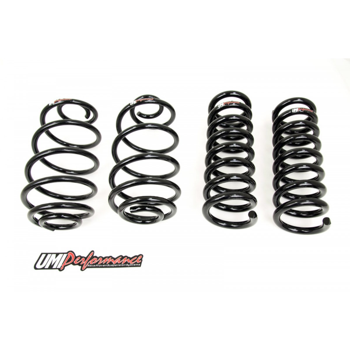 67 72 Pontiac Lemans Gto Tempest 1 Lowering Spring Kit Umi 2006 Wiring Diagram Performance 4050