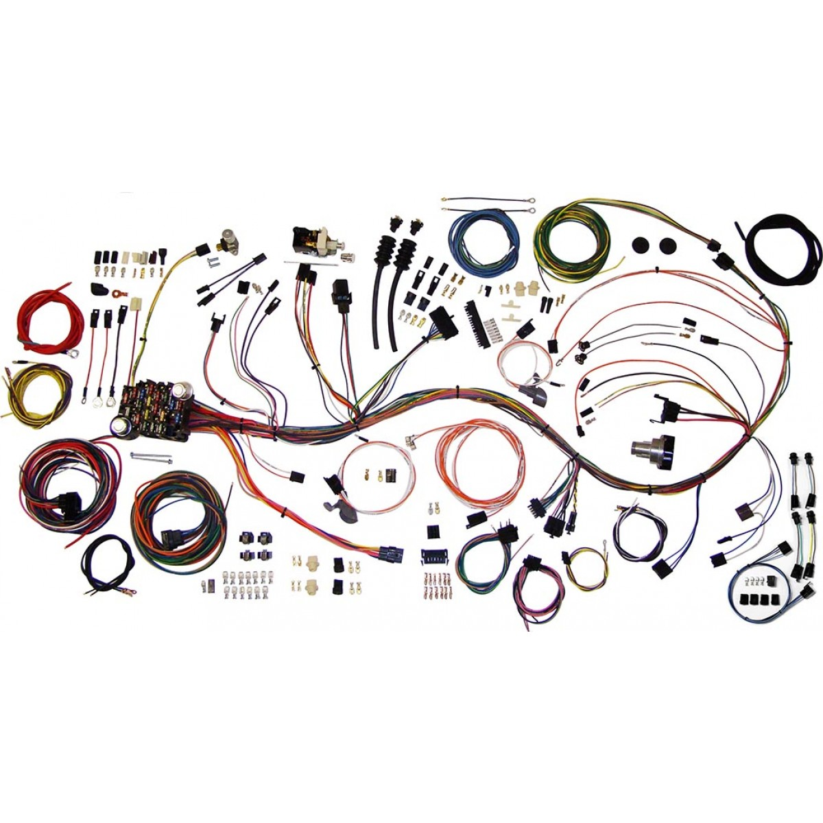 67 C10 Wiring Harness Another Blog About Diagram Dual Xd5250 Car Radio 1967 1968 Chevy Truck