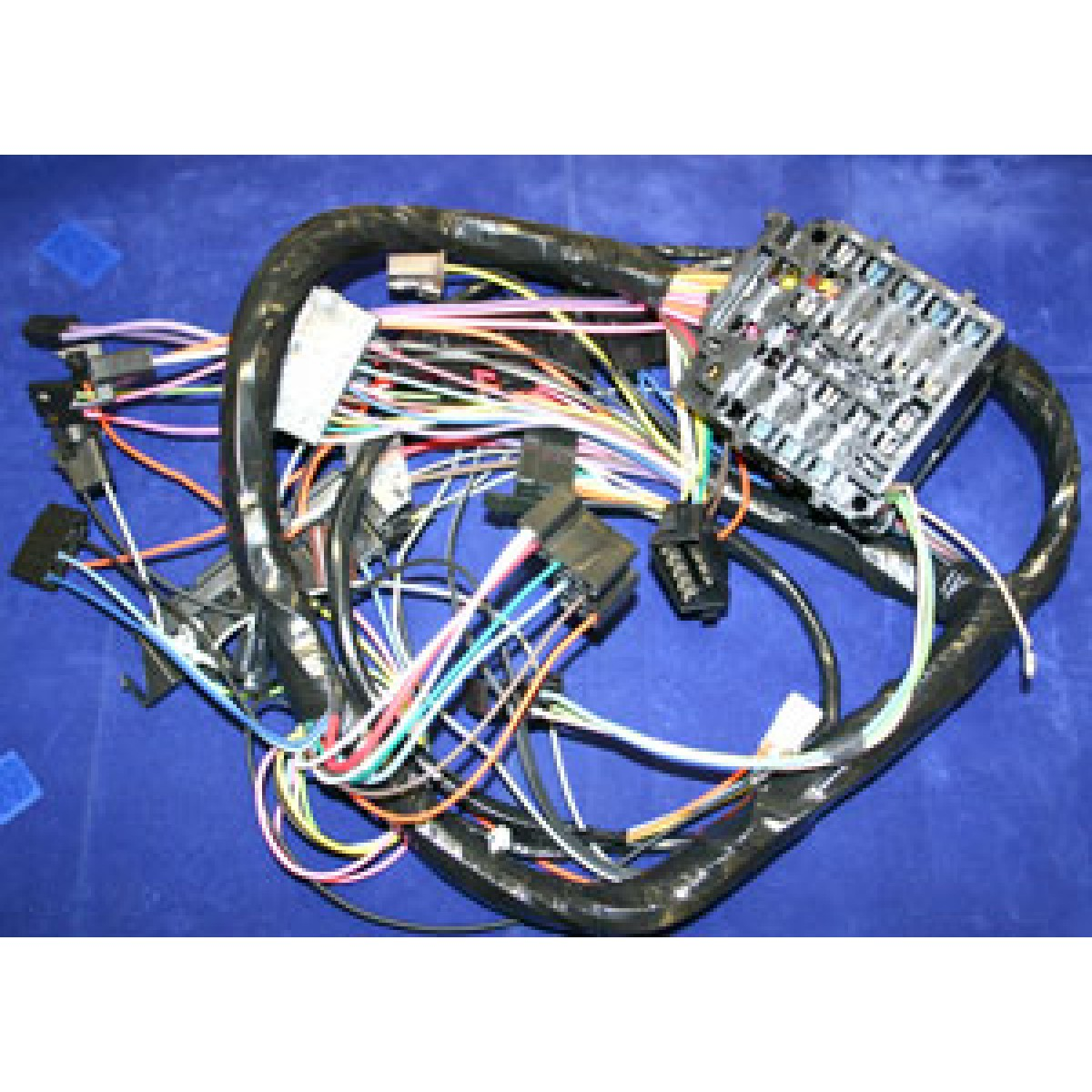 1969 Camaro Dash Wiring Harness Real Diagram 69 Clock Get Free Image About Hood Voltage Regulator